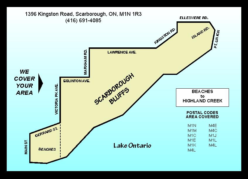 Circulation Map